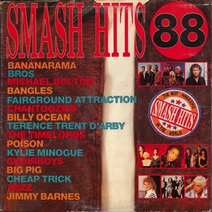 Australian compilation lps 1988 for 1988 hit songs